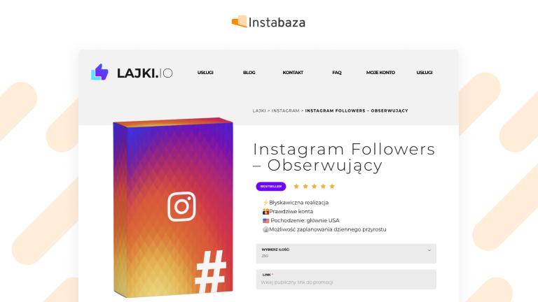 cena za obserwacje na instagramie