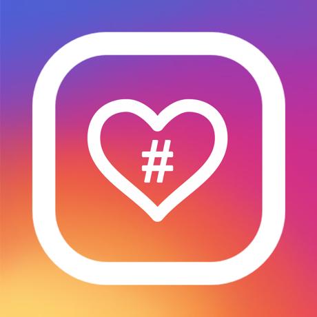 Aplikacja Hashtag Tag For Social