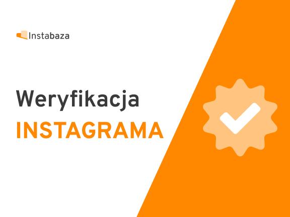 Weryfikacja konta na Instagramie