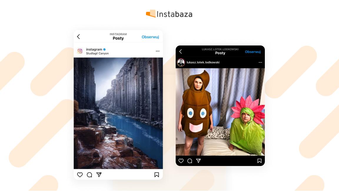 Jak udostępnić czyjś post na Instagramie na telefonie
