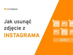 Jak usunąć zdjęcie Instagram